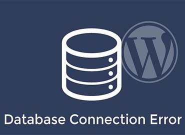 database connection errorr