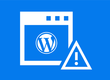error upload failed in wordpress